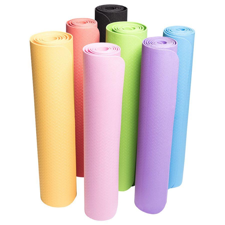 Yogamat Diverse Kleuren Extra Dun (4 mm)