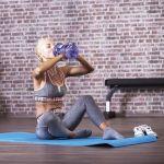Yogamat Diverse Kleuren Extra Dun (4 mm)-100697559