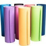 Yogamat Diverse Kleuren Extra Dun (10 mm)-100697579