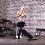 Sit up-, Hyperextensie-, Bicepsbankje-100698445