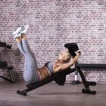 Sit up-, Hyperextensie-, Bicepsbankje-100698448