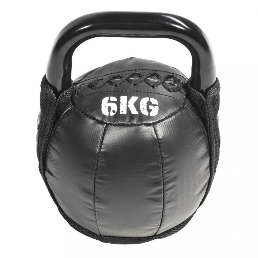 Kettlebell Leer (6 kg)
