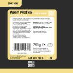 Gorilla Sports Whey Proteïne 750 g Vanille-100700718