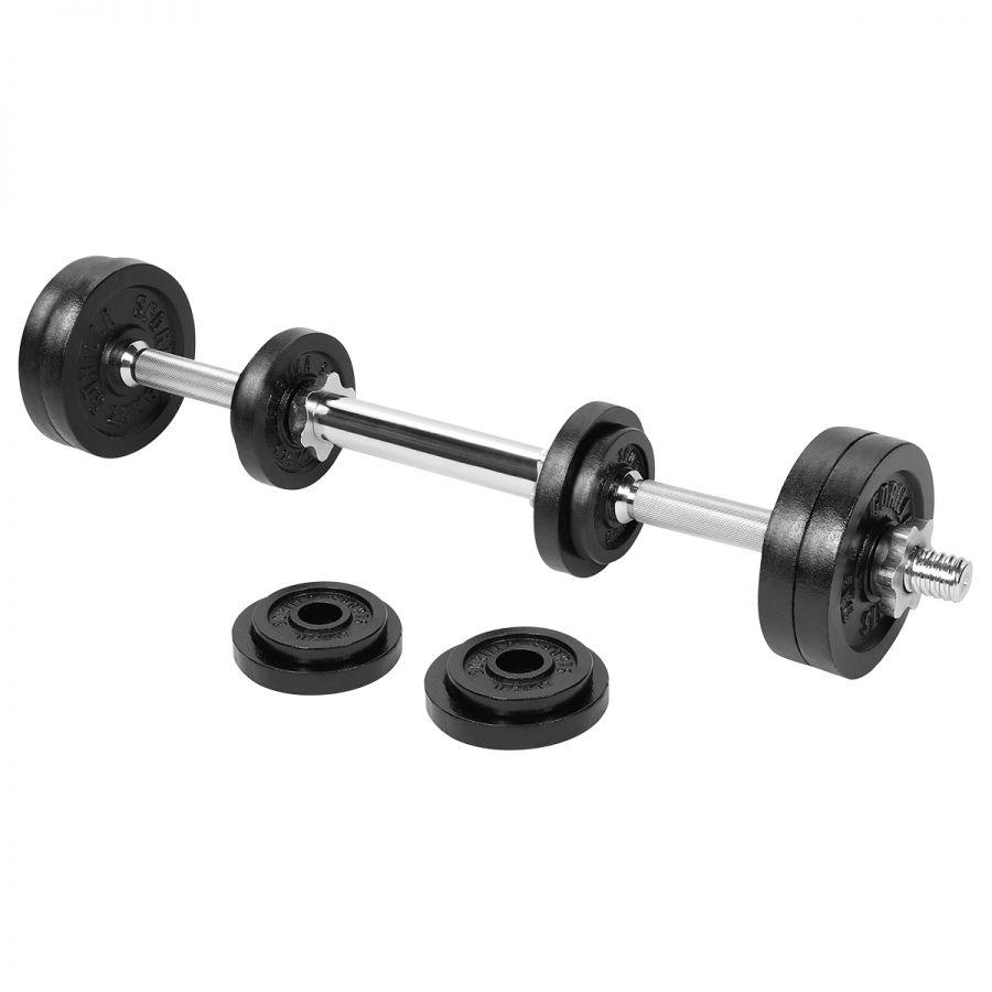 Halterset Verstelbaar 22 kg