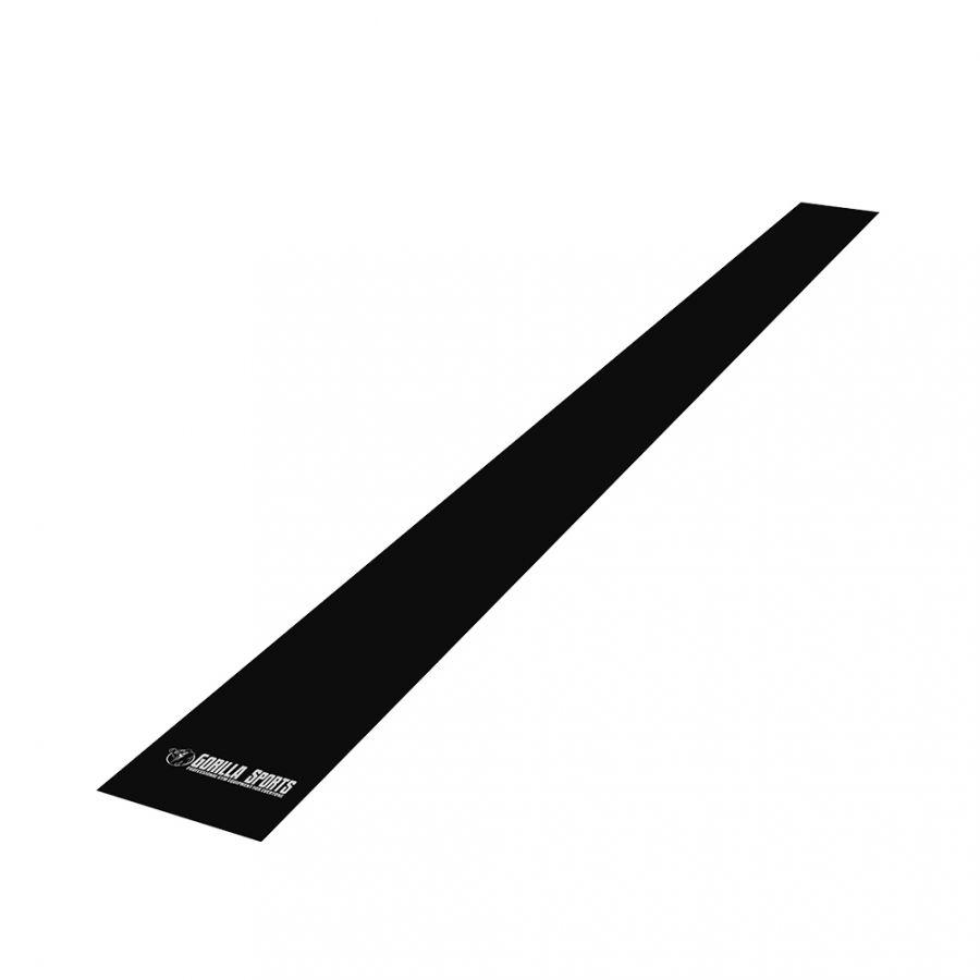 Fitnessbanden Latex 200 cm | Zwart