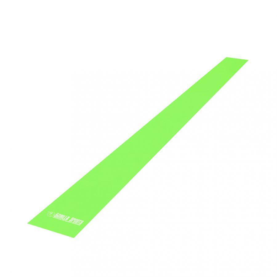 Fitnessbanden Latex 200 cm | Groen