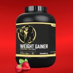 Gorilla Sports Weight Gainer 1,5 kg Aardbei-100702581