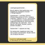 Fatburner 100 capsules-100702600