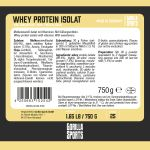 Whey Protein Isolaat Choco 750g-100702618
