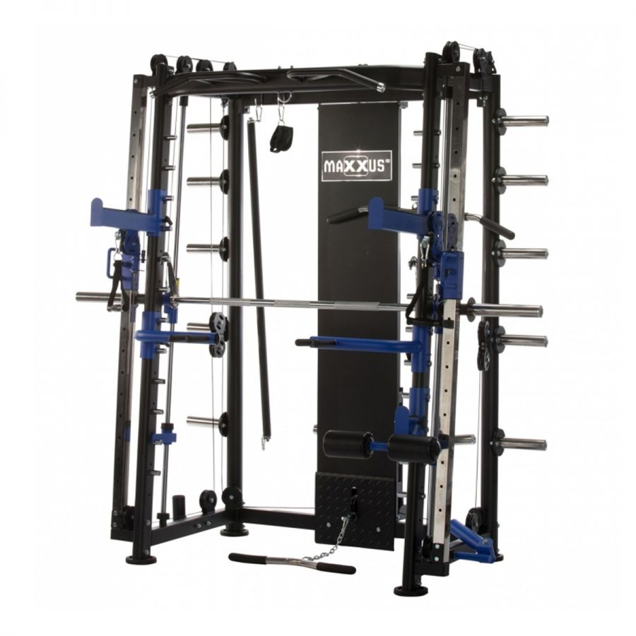 Maxxus Multi Smith Machine 10.1