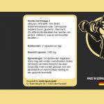 Omega-3 capsules 200 stuks-100702916