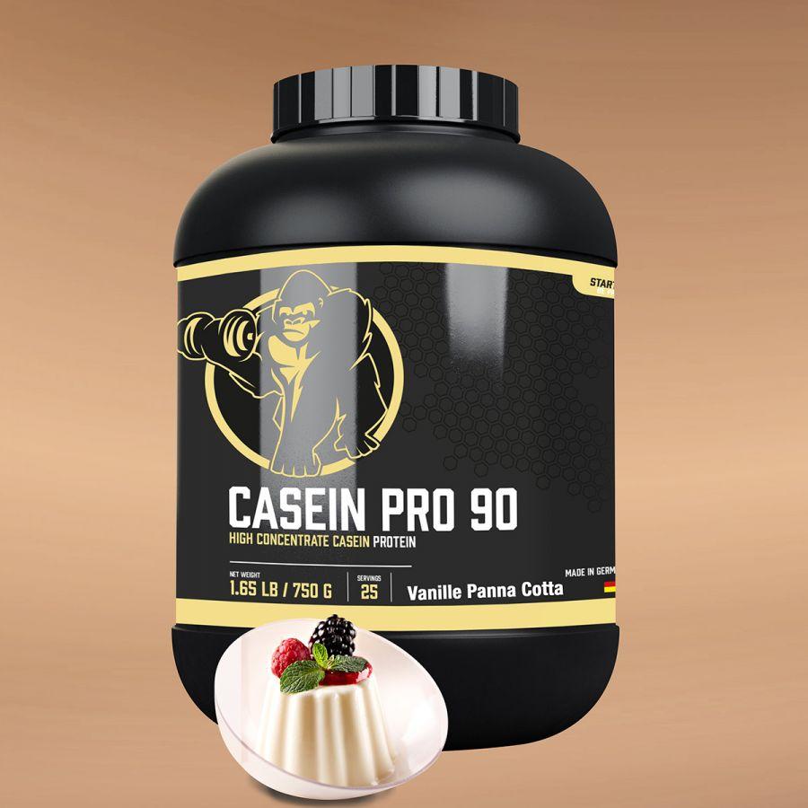 Caseïne Pro Premium Vanille Panna Cotta 750g