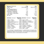 Caseïne Pro Premium Vanille Panna Cotta 750g-100703841