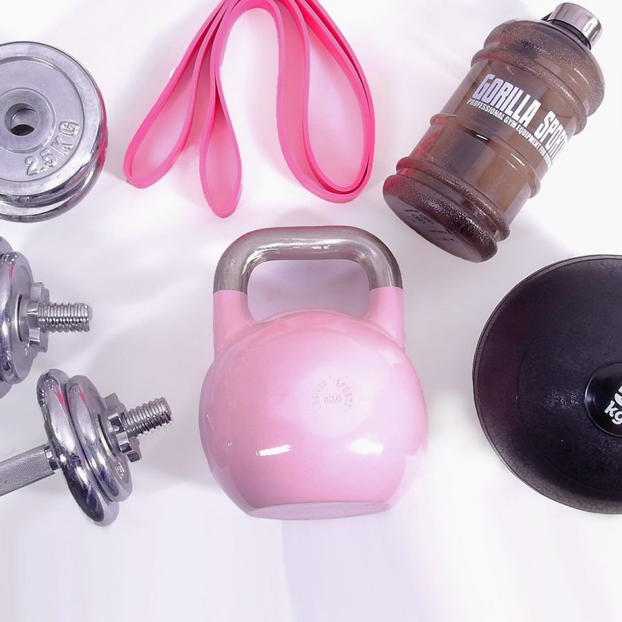 Power Fitness Set Dames