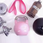 Power Fitness Set Dames-100704793