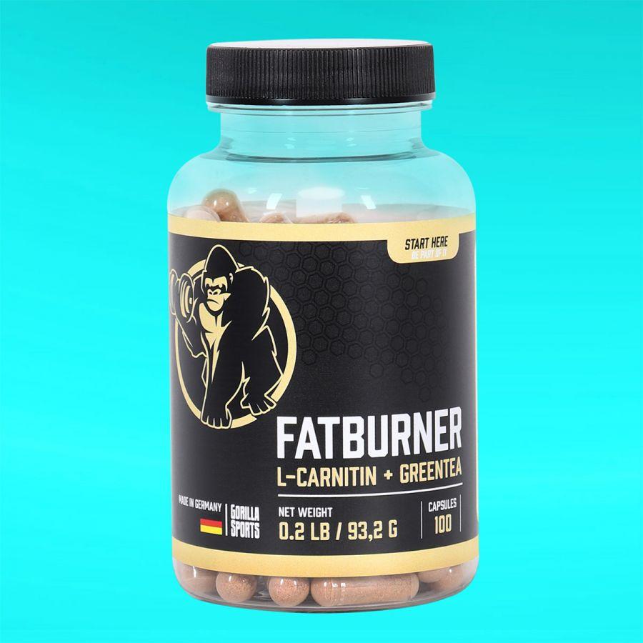 Fatburner 100 capsules
