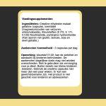 Creatine Capsules 120 stuks-100705415