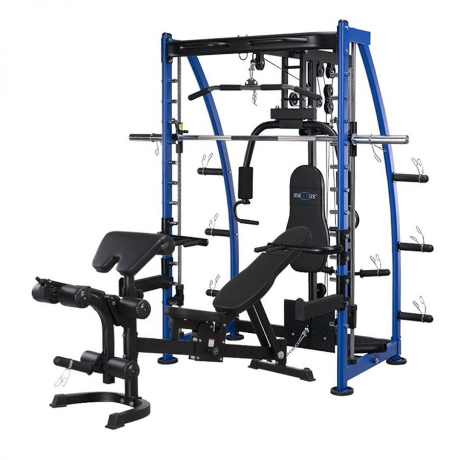 MAXXUS Multipress Smith Machine 8.1