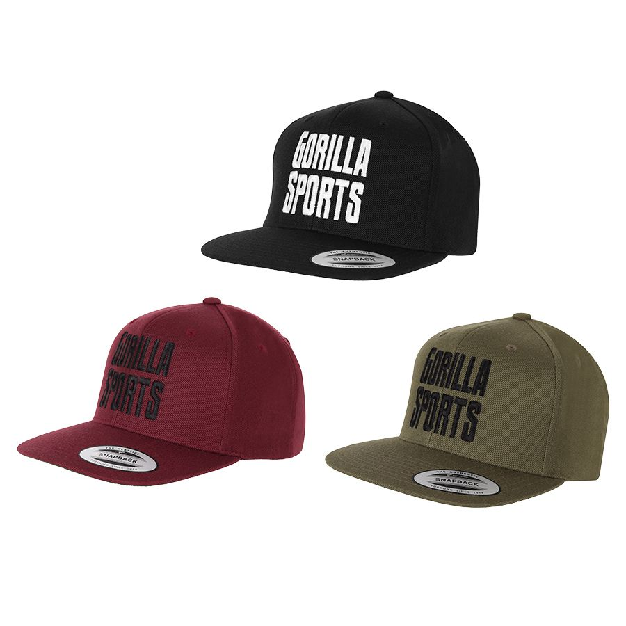 Snapback Cap One Size