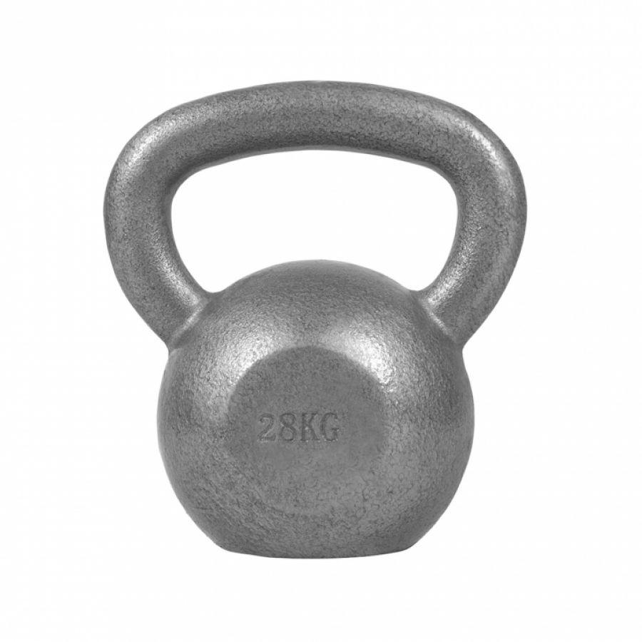 Kettlebell 28 kg Gietijzer