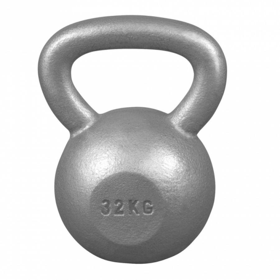 Kettlebell 32 kg Gietijzer