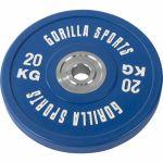 Squat Rack met Professionele Olympische Halterset 140 kg-100714398
