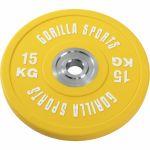 Squat Rack met Professionele Olympische Halterset 140 kg-100714399