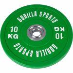 Squat Rack met Professionele Olympische Halterset 140 kg-100714400