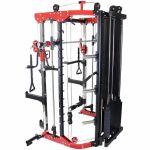 Smith Multistation Power Rack met gewichten-100714411