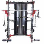 Smith Multistation Power Rack met gewichten-100714413