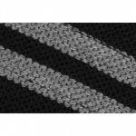 Polsbanden (elastisch katoen) Zwart/Grijs-100731514