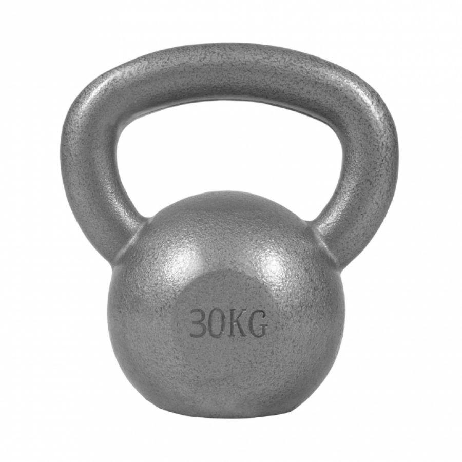 Kettlebell 30 kg Gietijzer - Gorilla Sports