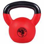 Kettlebell 16 kg Rubber Coating-100739807