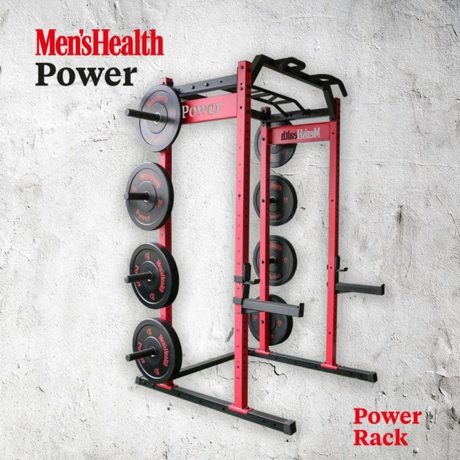 Mens Health Power Rack