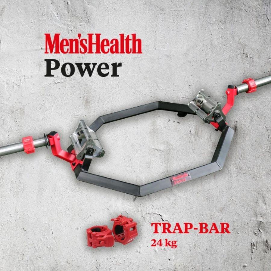 Mens Health Trap Bar 24 kg