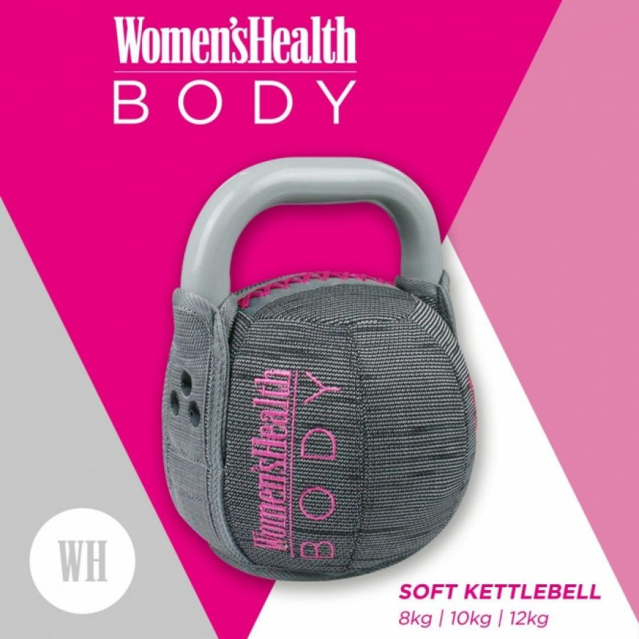 Womens Health Soft Kettlebell 8 kg