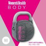 Womens Health Soft Kettlebell 8 kg-100751695
