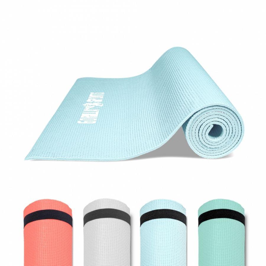 PVC Yogamat (180 x 60 x 0,5 cm)