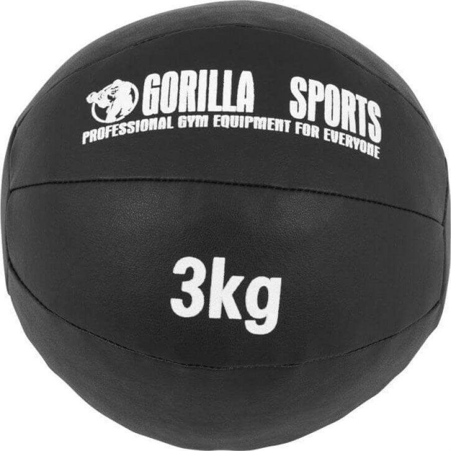 Medicine Ball Leer 3 kg