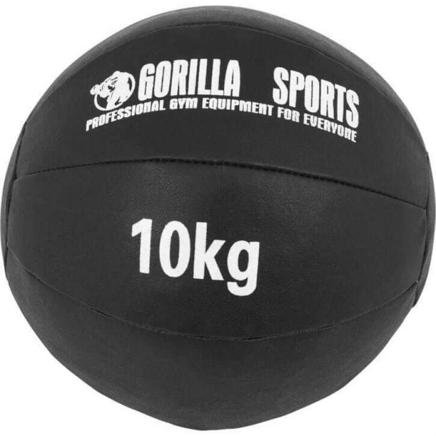 Medicine Ball Leer 10 kg