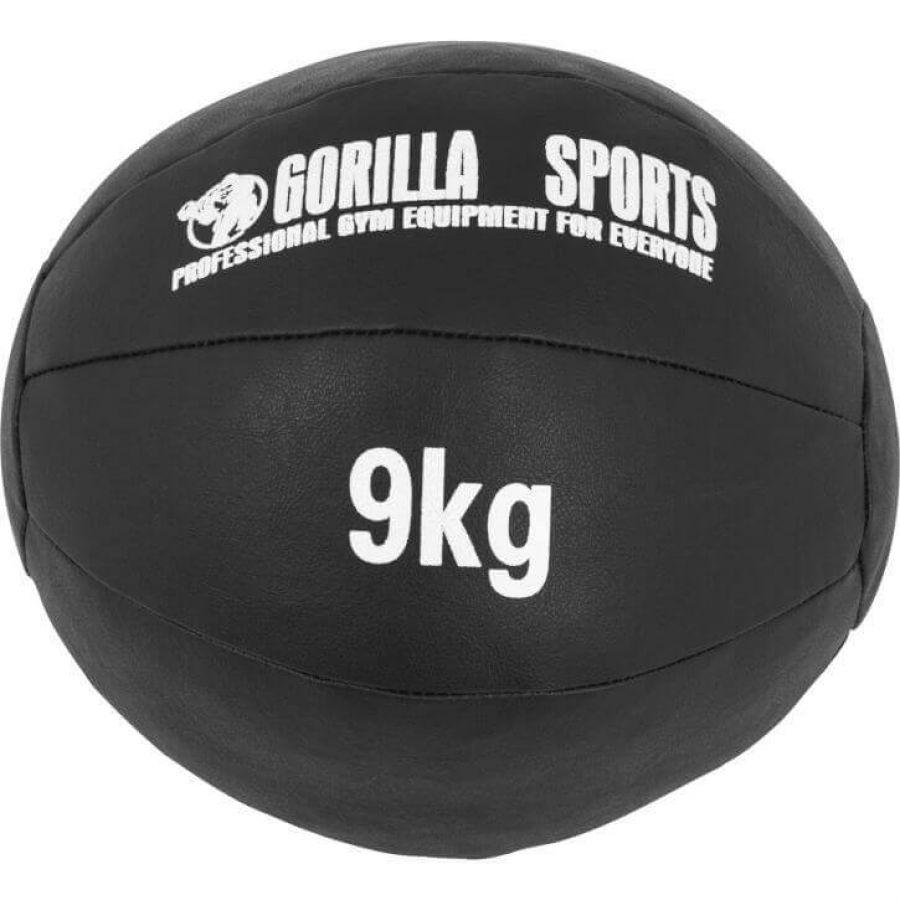 Medicine Ball Leer 9 kg