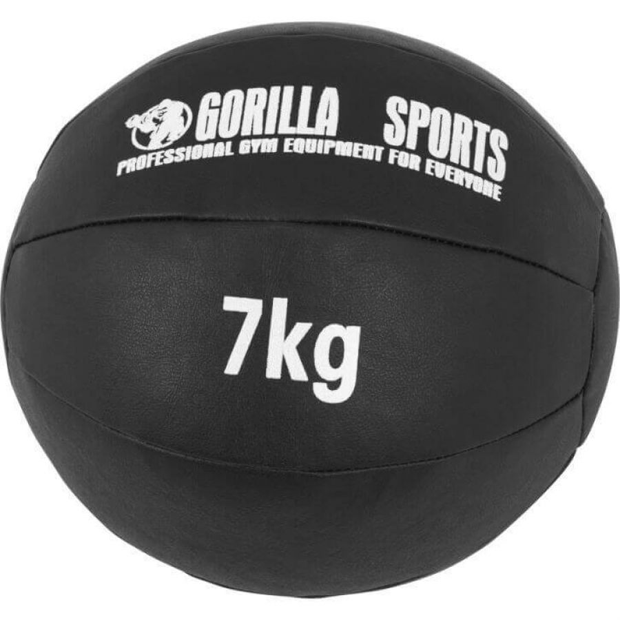 Medicine Ball Leer 7 kg