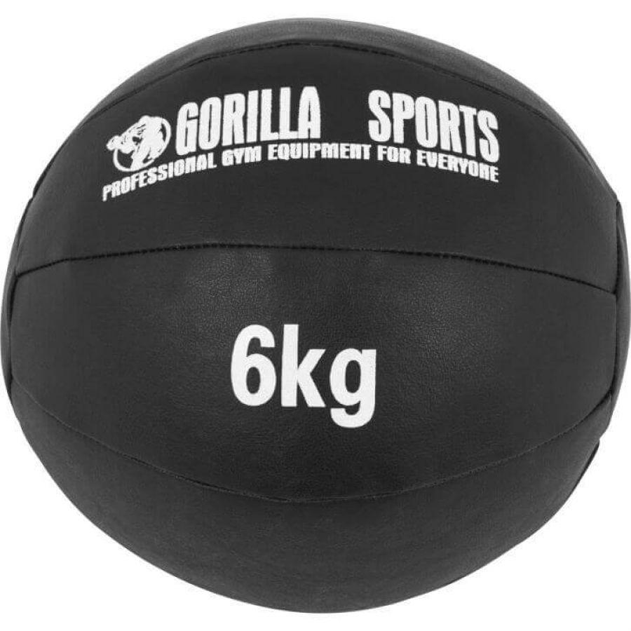 Medicine Ball Leer 6 kg