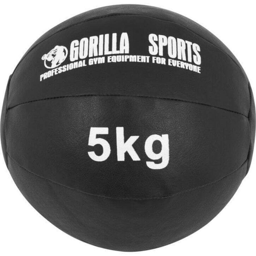 Medicine Ball Leer 5 kg