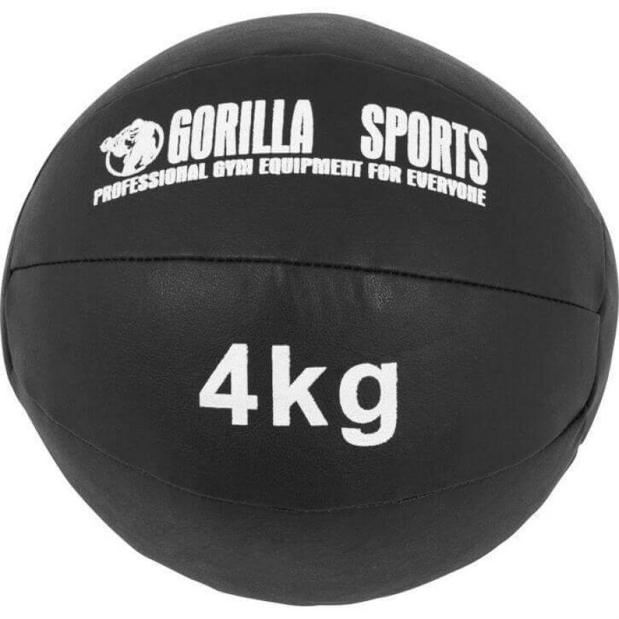 Medicine Ball Leer 4 kg