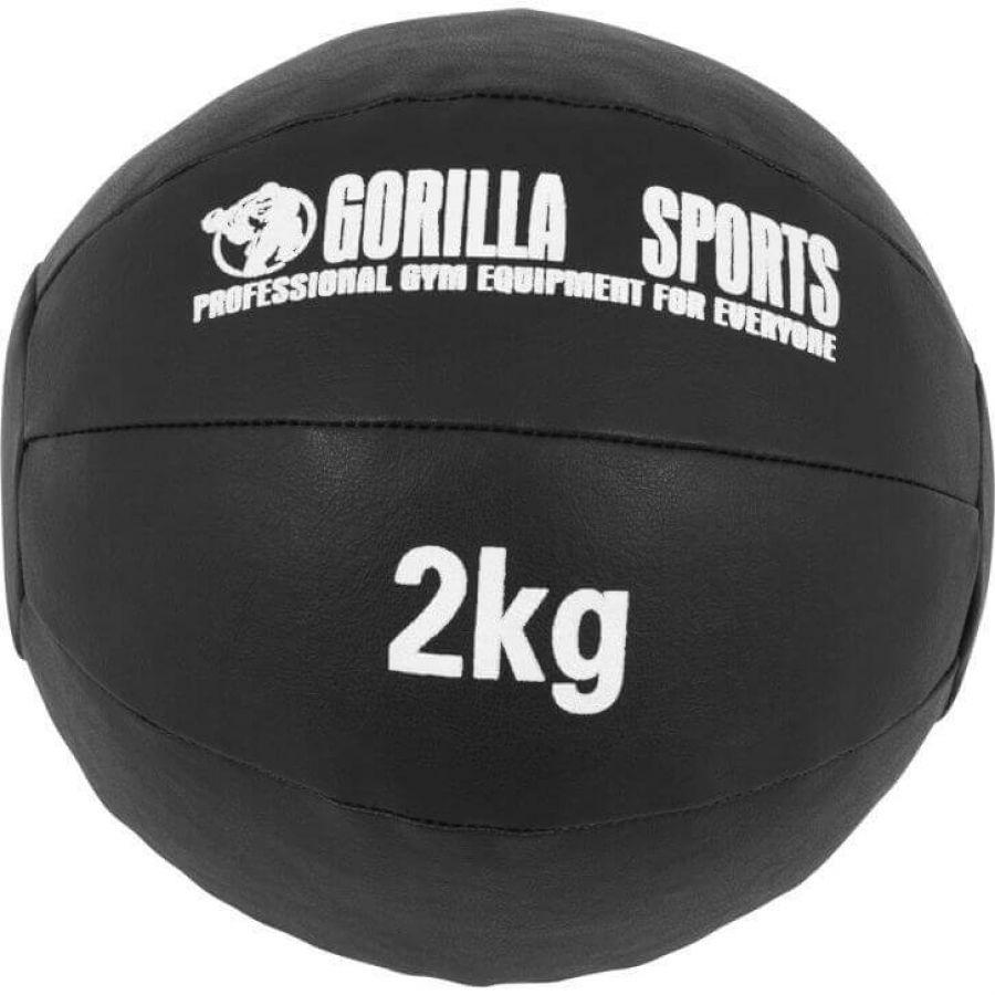 Medicine Ball Leer 2 kg