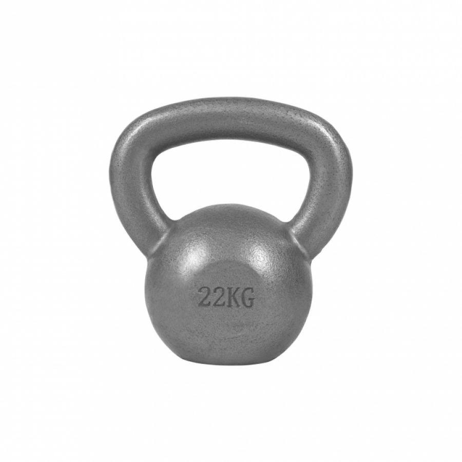 Kettlebell 22 kg Gietijzer