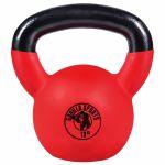 Kettlebell 10 kg Rubber Coating-100752301