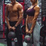 Mens Health Pro Gietijzer Kettlebell 10 kg-100752600