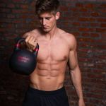 Mens Health Pro Gietijzer Kettlebell 10 kg-100752601